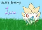 Birthday Gift for LunaHydreigon