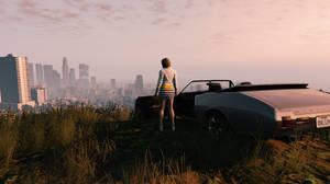 GTA Online - Los Santos by MaisyDaydream