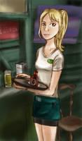 Sookie, Waitress And Telepath