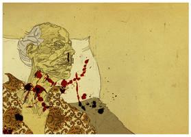 Granny Vampire by ed-amone
