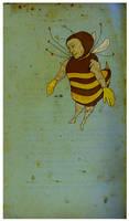 Am a wee bee man.........