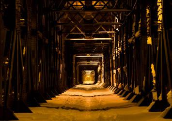 Bridge at night I