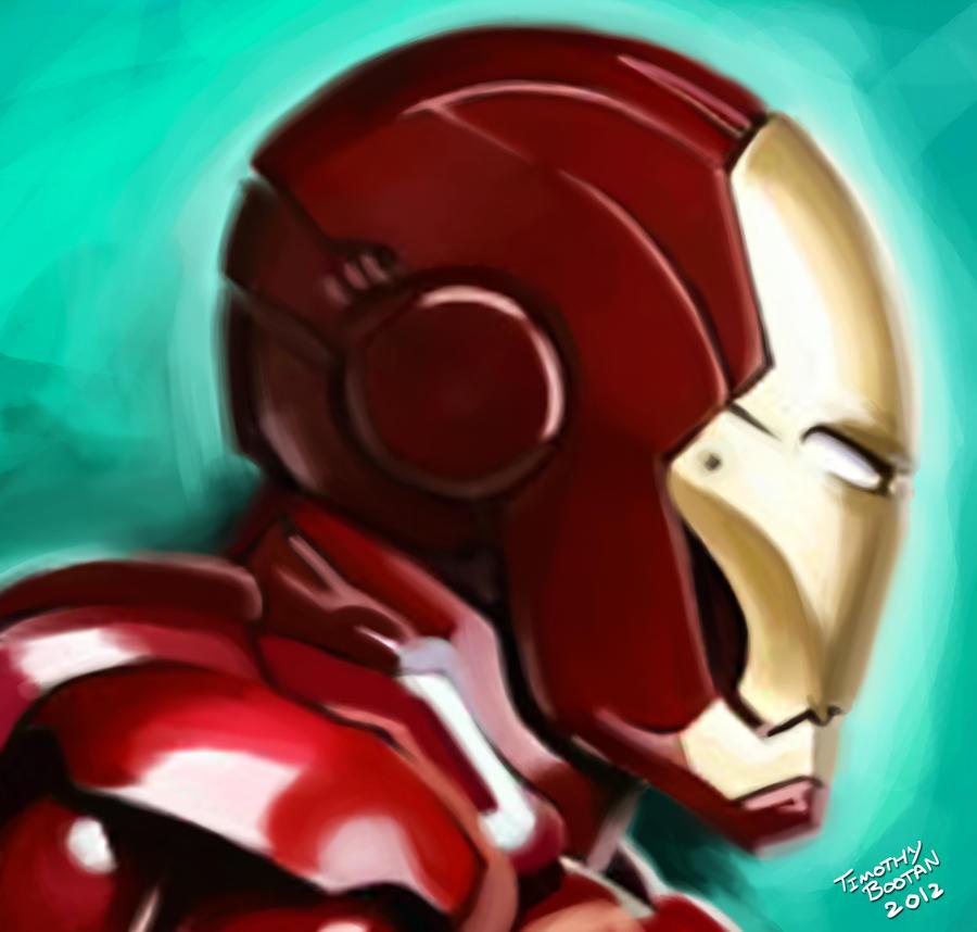 Avengers - Iron Man by trpbootan