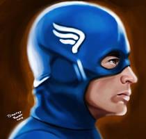 Avengers - Captain America by trpbootan