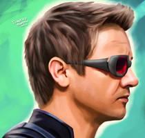 Avengers - Hawkeye by trpbootan