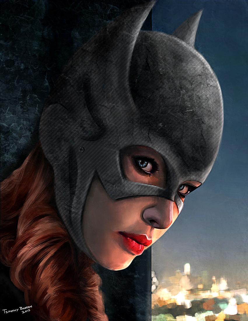 Batgirl by trpbootan