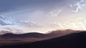 Landscape by Roonwit
