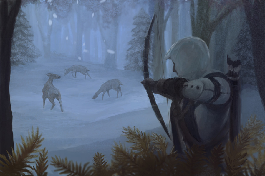 Hunt by Roonwit