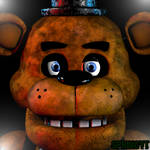 [C4D/FNAF] Freddy icon is accurate