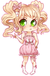 gaia chibi by FBSchin