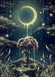 Teary Moon