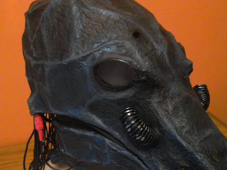 mask of cosmic guest