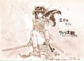 .:Sakura - Taisen:. by Medori