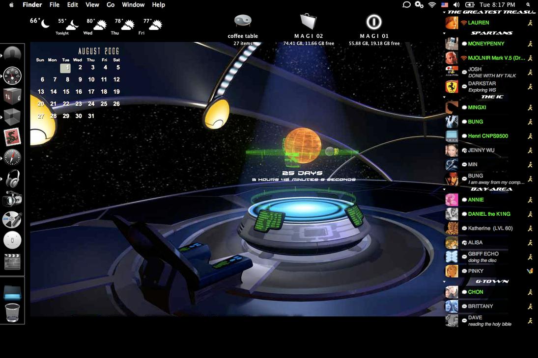 Summer 2006 Desktop by citrus-blast