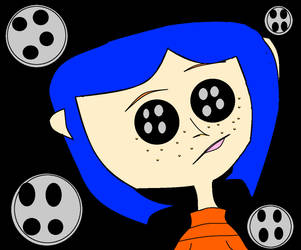 Other Coraline by FanArt14