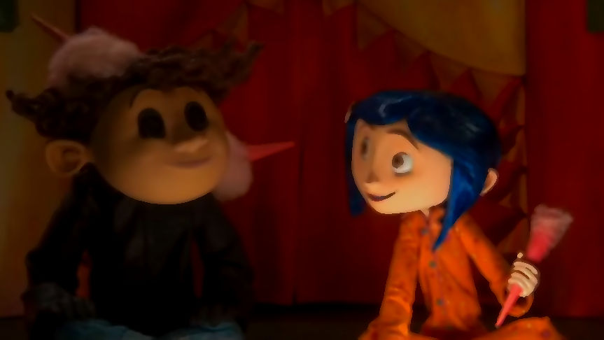 Coraline And The Other Wybie By Fanart14 On Deviantart