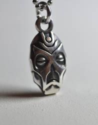 Dragon Priest mask 2 Skyrim by Worldofjewelcraft