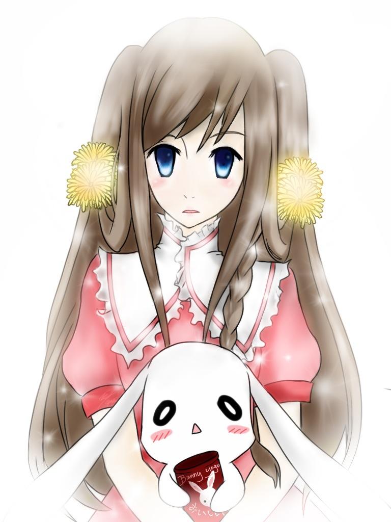 Rabbit Yogurt II by Deiyanoko