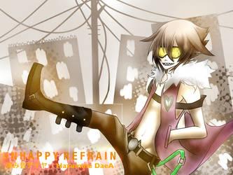 Unhappy Refrain by Deiyanoko