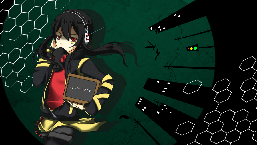 .::Headphone Actor::. by Deiyanoko