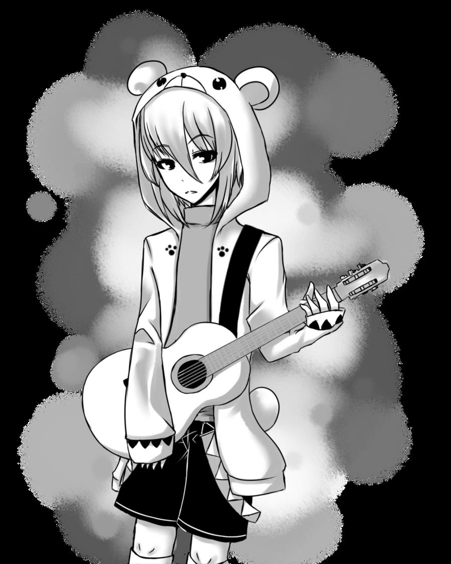 .::Shirokuma Dance::. by Deiyanoko