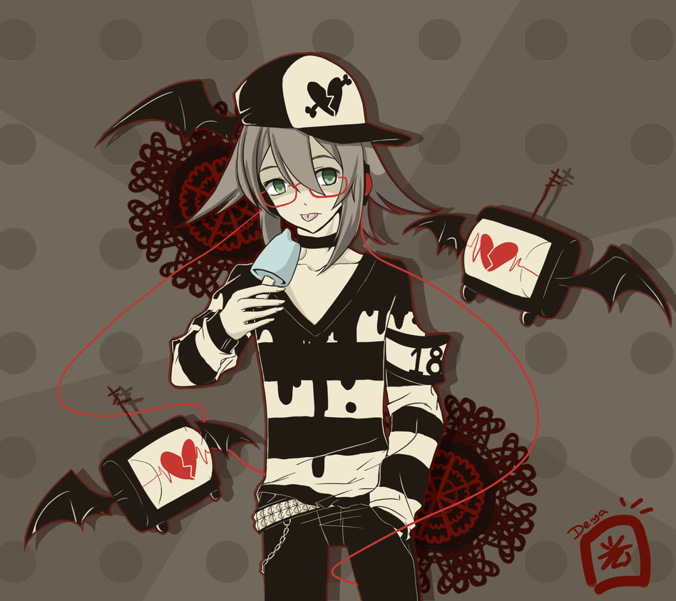 .:: Devil DaeA ::. by Deiyanoko