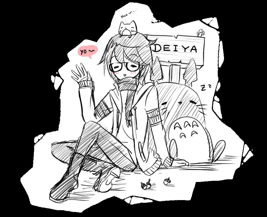 Deiyanoko's Profile Picture
