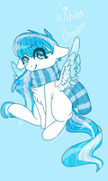 Winter Breeze (( Gift!)) by x-MichiMochi-x