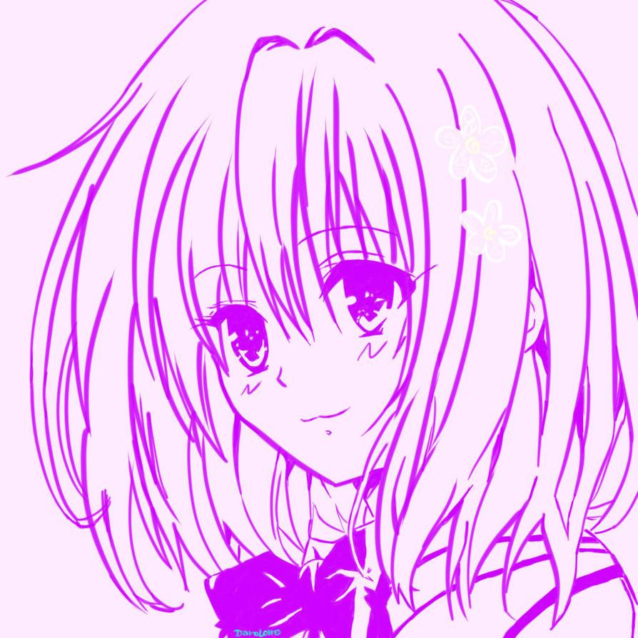 Momo :3 - To Love Ru by DaroLoire