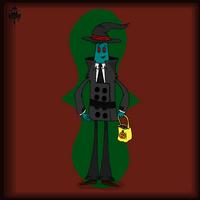 Halloween G-Man by GeorgetheG-Man