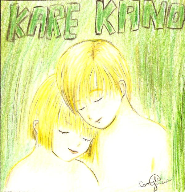 karekano vol 15 by Camila-chan
