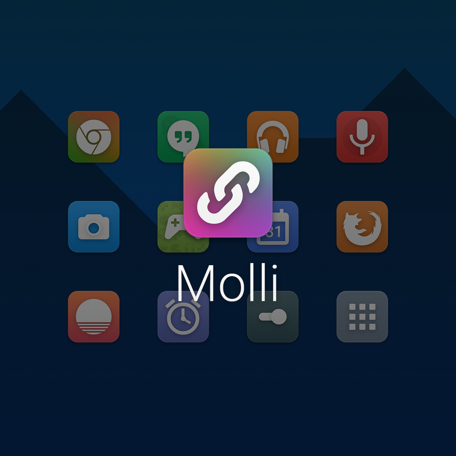 Molli for Android by link6155