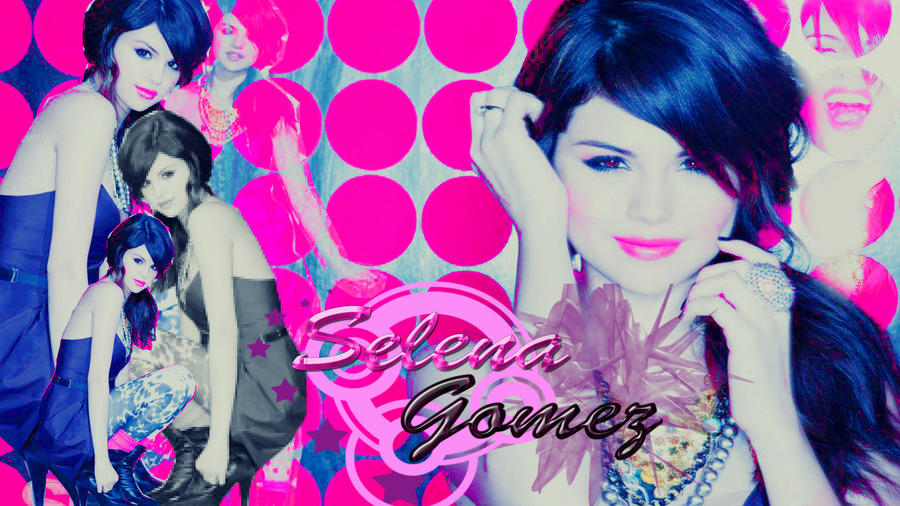Wallpaper Selena Gomez (2) by TutorialsPsPsc on DeviantArt