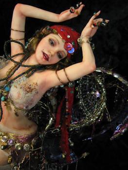 The Fairy Gypsy dancer