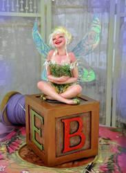 Tinker Bell Fairy by SutherlandArt