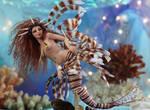 Scorpion Fish Mermaid