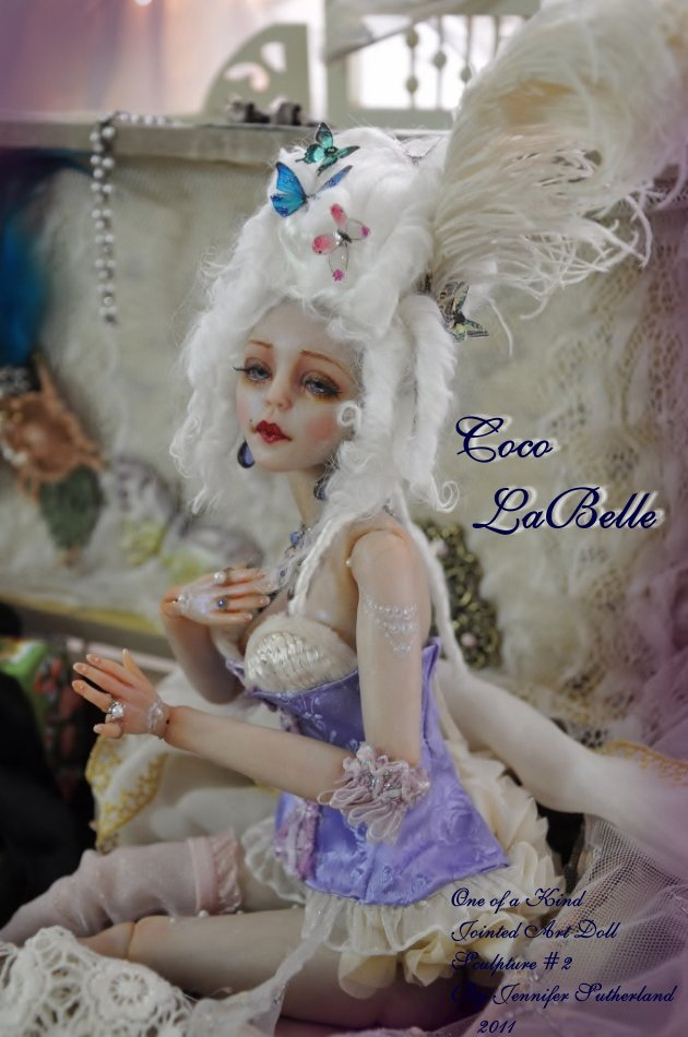 ROCOCO BALL JOINTED DOLL by SutherlandArt on DeviantArt