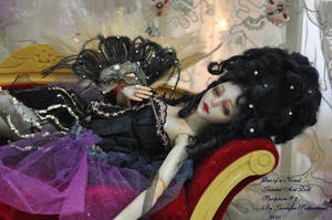 BAROQUE BJD BALL JOINTED DOLL by SutherlandArt
