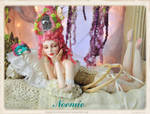 NOEMIE Rococo BJD doll by Sutherland