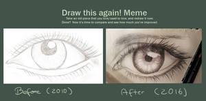 Draw this again! (Again) by AragornArathornion
