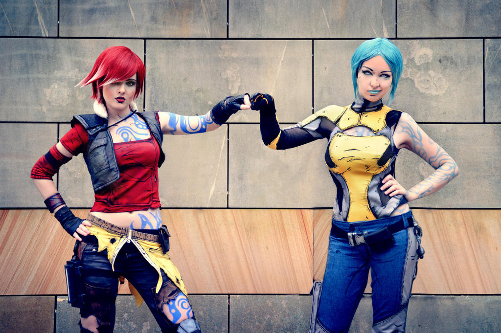 This is a Siren Brofist, Baby! [Borderlands 2] by Melonl0rd