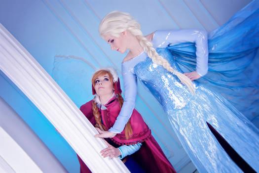 So you come back then ? [Disney's Frozen]