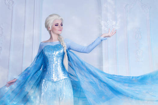 The cold never bothered me anyways