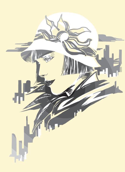 1920s by CrazyBluePsychopath