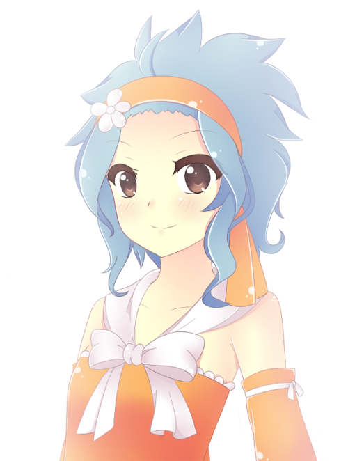 Levy McGarden by TheSoundOfFreedom on DeviantArt