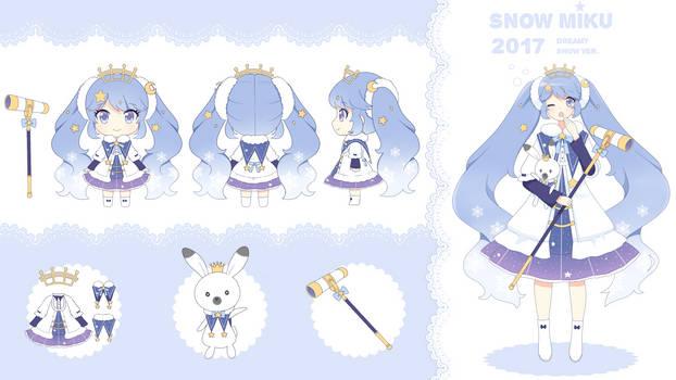 Snow Miku 2017