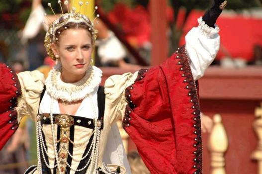 Queen of Renaissance Fair