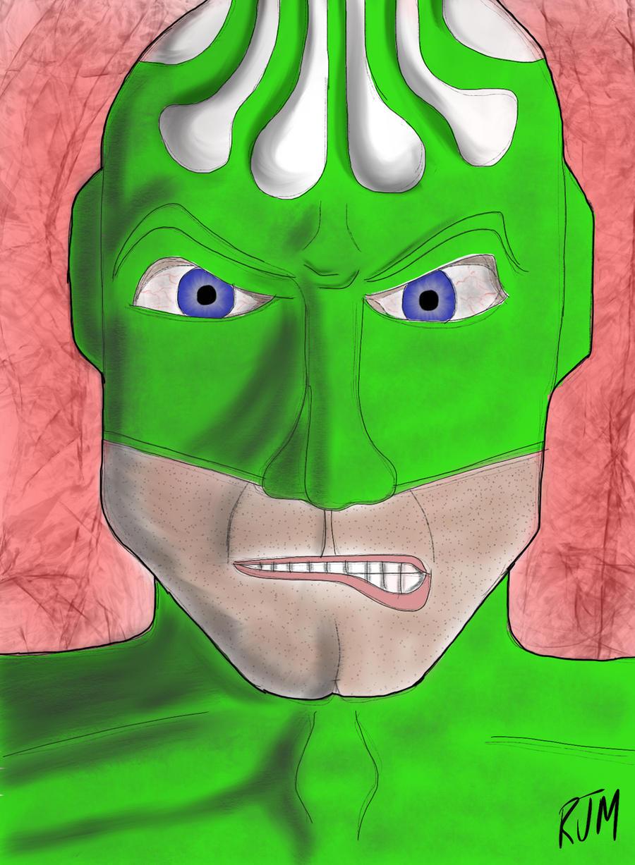 Give This Super Hero a Name, Please. by rhettmc