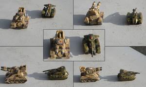 Militia Homegrown Tanks