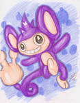 Happy Tappy Aipom